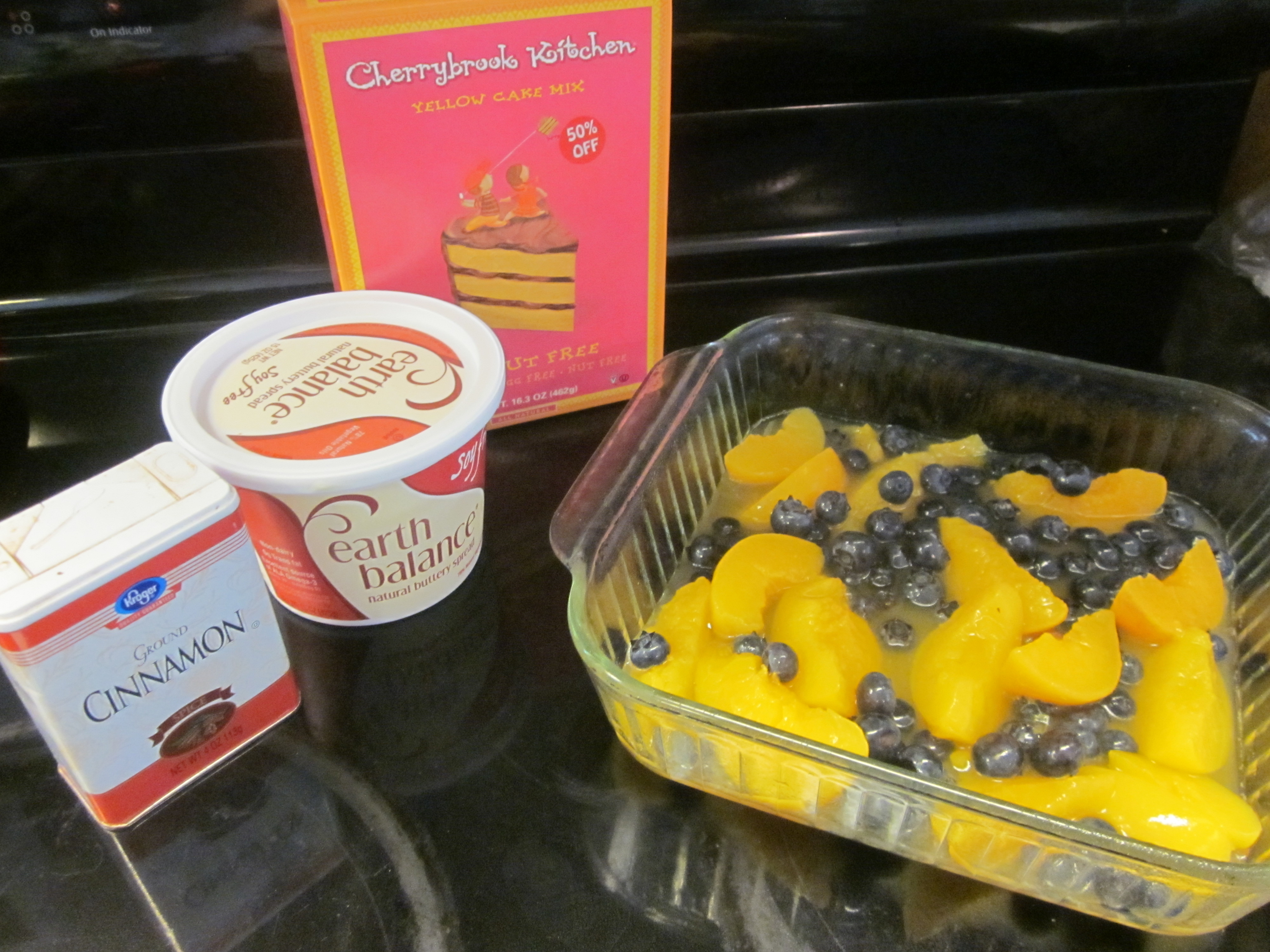 it s cobbler tastic summer blueberry peach cobbler dairy egg